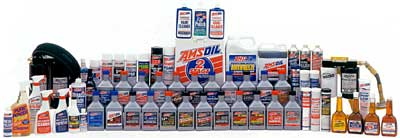 AMSOIL Synthetic Motor Oils, Lubricants, Filtration Products & Appearance Products